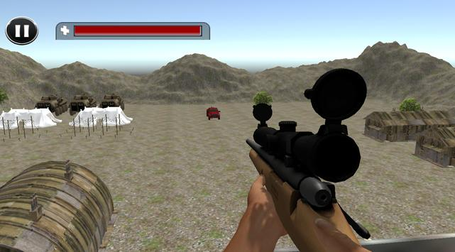 Frontline Army Sniper Shooter screenshot 26