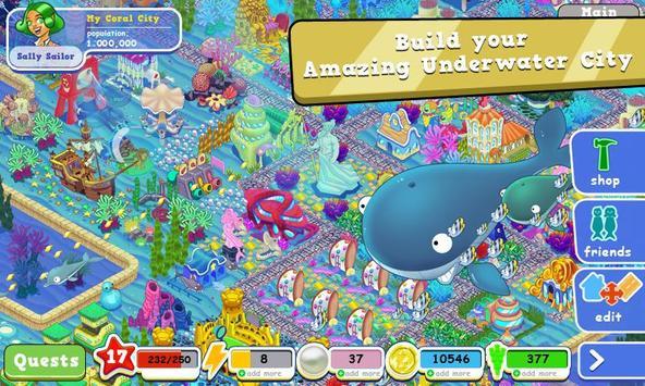 Coral city fun addicting game descarga apk gratis casual juego coral city fun addicting game captura de pantalla de la apk gumiabroncs Choice Image
