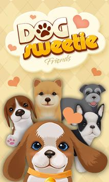 Dog Sweetie Friends poster