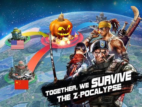 Last Empire-War Z:3D स्क्रीनशॉट 4