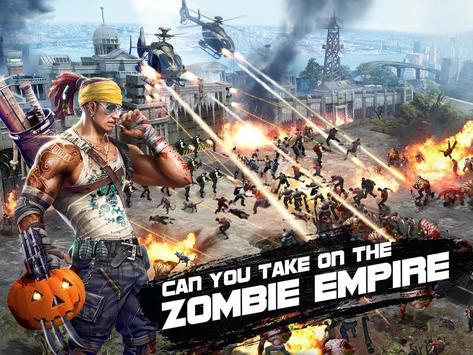 Last Empire-War Z:3D स्क्रीनशॉट 1