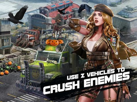 Last Empire-War Z:3D स्क्रीनशॉट 3