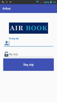 AirBook screenshot 1