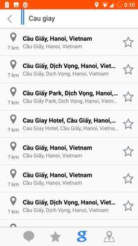 Taxi Long Biên apk screenshot