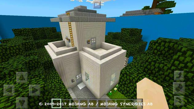 Try Find Button. MCPE map screenshot 22