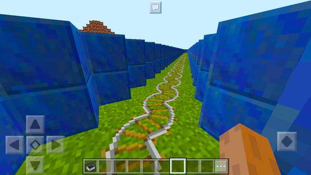 Find the Exit. MCPE survival map! screenshot 2