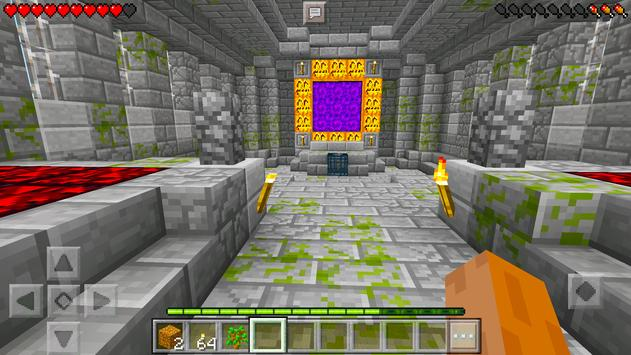 Portal the nether mcpe map for android apk download mcpe map poster portal the nether mcpe map screenshot 1 gumiabroncs Choice Image