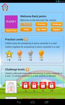 Long Division Games Lite apk screenshot