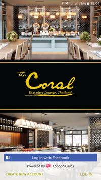 Coral Card poster