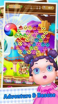 Bubble Shooter Birds Rescue screenshot 1