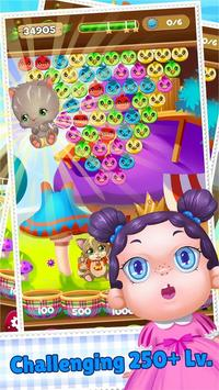 Bubble Shooter Birds Rescue screenshot 8