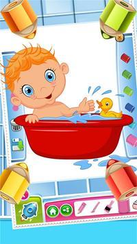 Little Babies Coloring Book screenshot 14