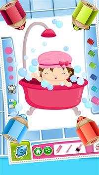 Little Babies Coloring Book screenshot 5