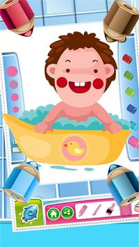 Little Babies Coloring Book screenshot 8