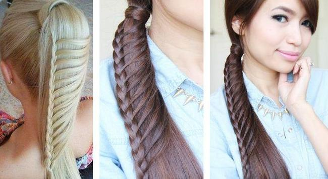 Long Hairstyle Tutorials screenshot 5