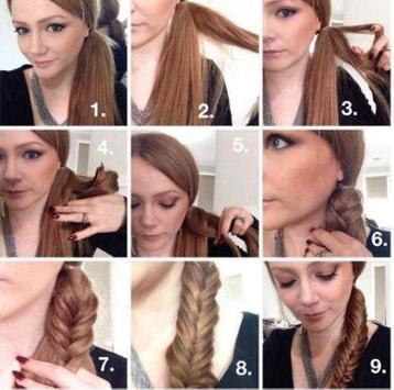 Long Hairstyle Tutorials screenshot 1