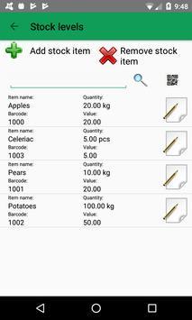 LoMag Warehouse online + MSSQL screenshot 2