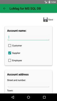 LoMag Warehouse online + MSSQL screenshot 3