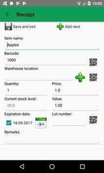 LoMag Warehouse online + MSSQL screenshot 5