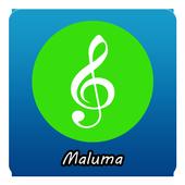 Maluma Letras Top icon