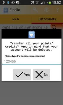 FidelioClient screenshot 5