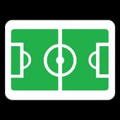 Football leagues icon