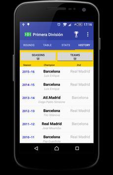 Football leagues screenshot 7