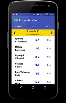 Football leagues screenshot 1