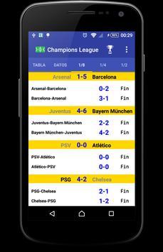 Football leagues screenshot 2