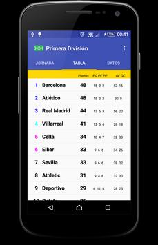 Football leagues screenshot 3