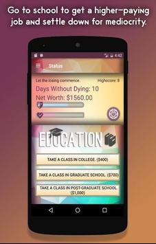 Loser Simulator apk screenshot