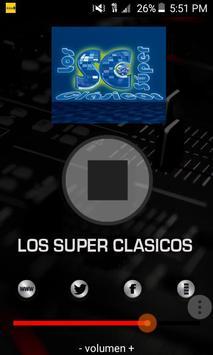 Los Super Clasicos poster
