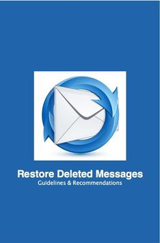 Restore Deleted Messages Guide poster