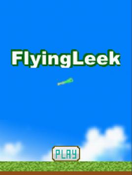 Impossibly Bad Flying Leek! poster