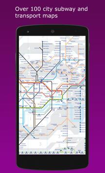 City Subway Maps screenshot 3