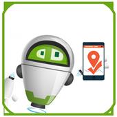 Lost Mobile address Tracker icon