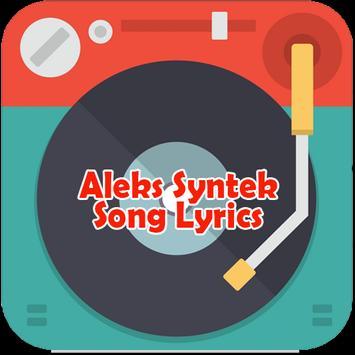 Aleks Syntek Song Lyrics poster