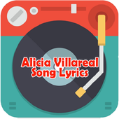 Alicia Villareal Song Lyrics icon