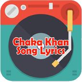 Chaka Khan Song Lyrics icon
