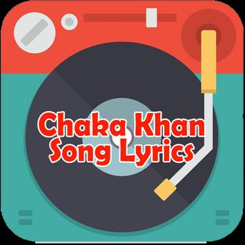 Chaka Khan Song Lyrics poster