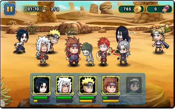 New Guide NINJA REBIRTH apk screenshot