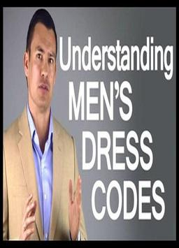 Men Dress Style poster