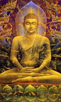 Lord Buddha Live Wallpapers Poster