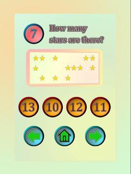 Genuis Math Count Stars Pre K apk screenshot