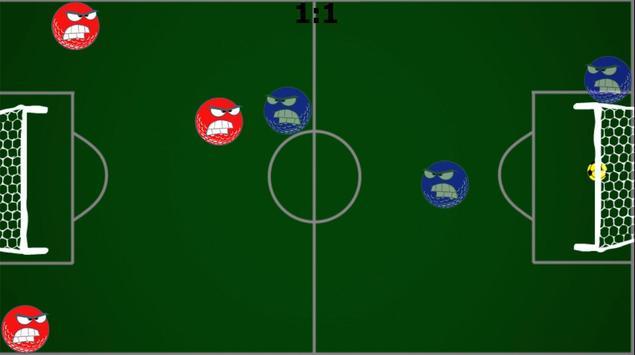 Touch Football screenshot 1