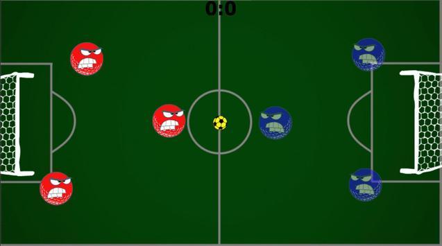 Touch Football screenshot 2