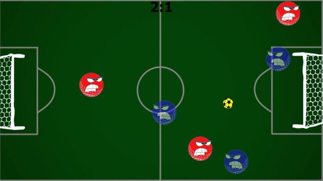 Touch Football screenshot 5