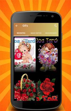Boa Tarde Imagens Frases Gif screenshot 3