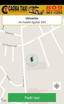 Caoba Taxi poster