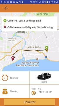 Rueda Taxi screenshot 1